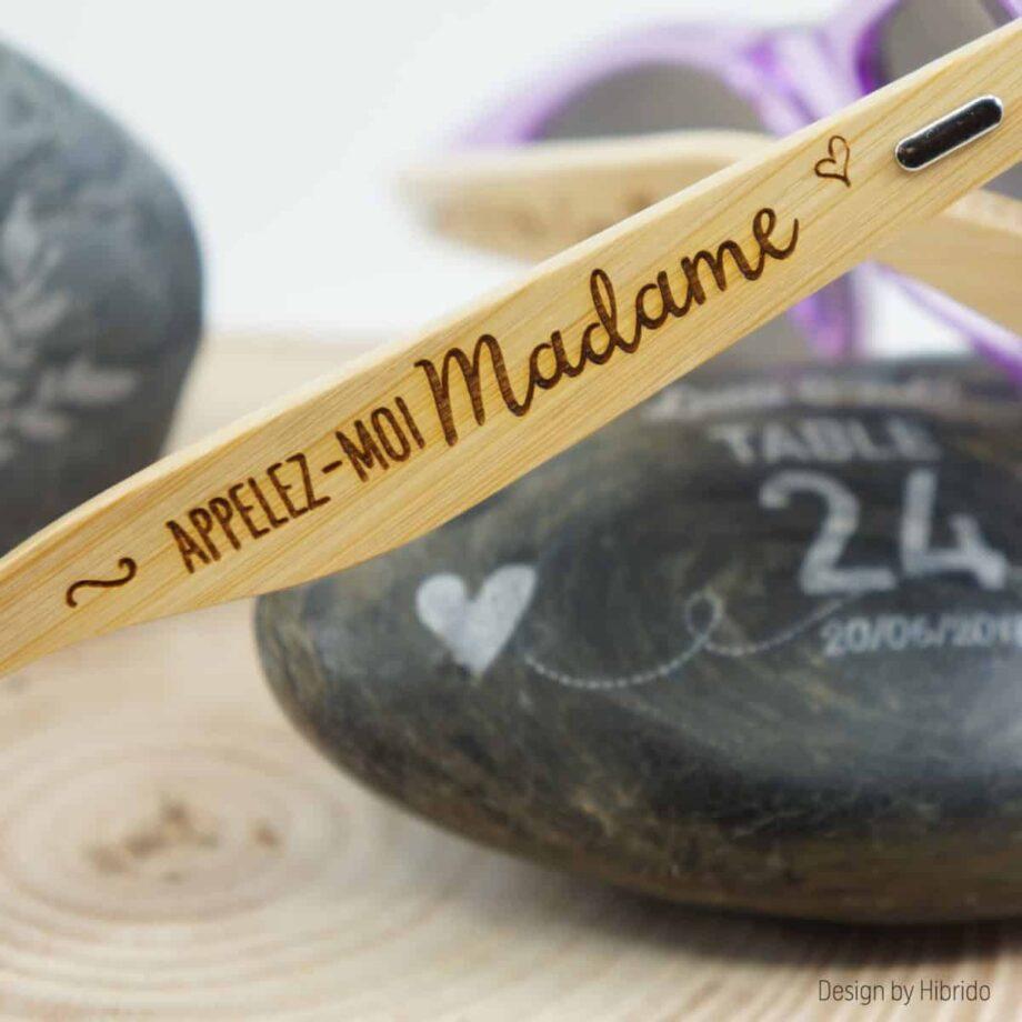 lunette madame