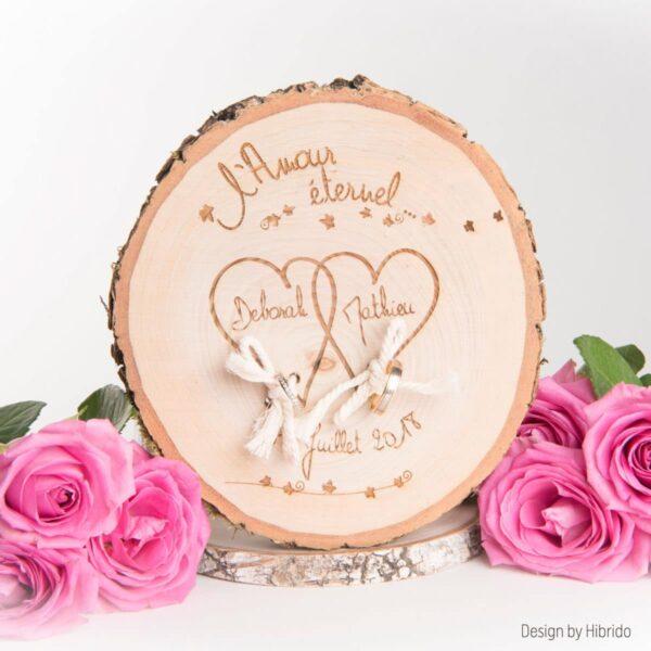 porte alliance amour rose