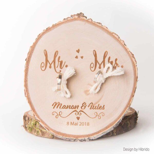 porte alliance Mr&Mrs rondins