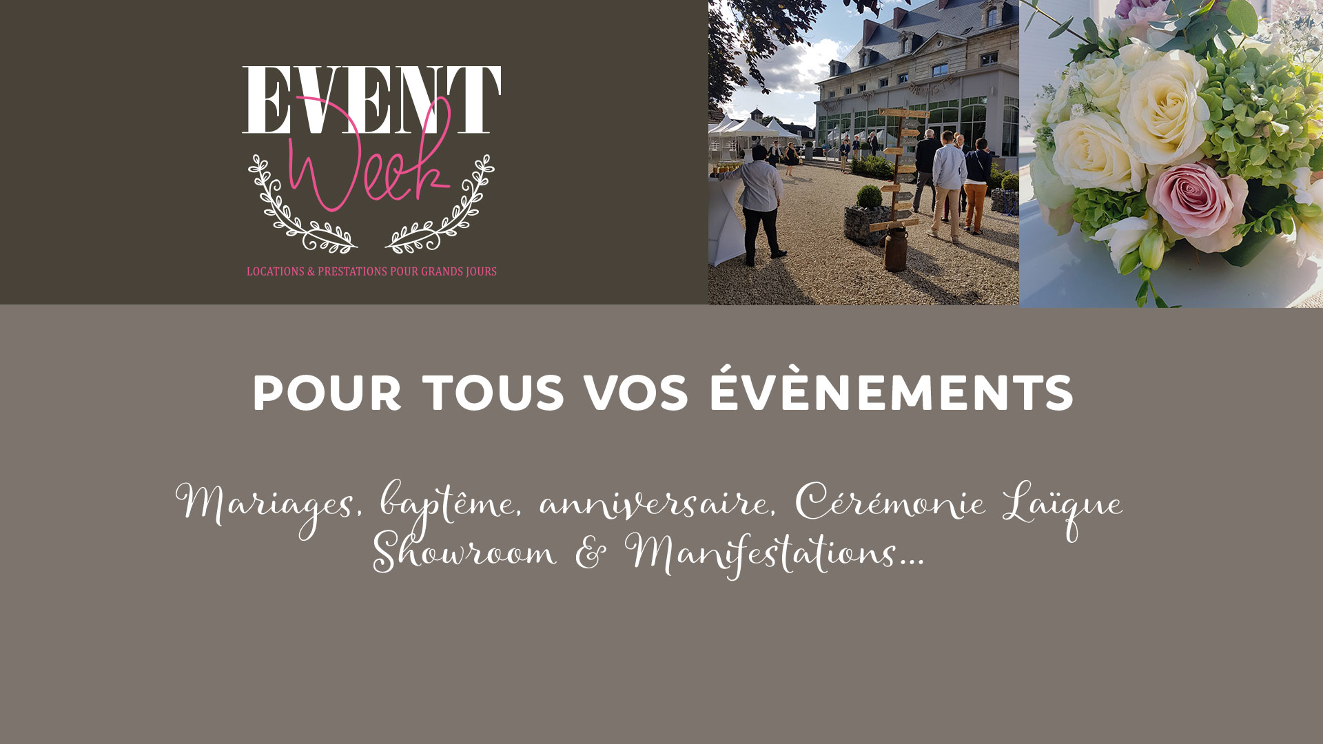 event'week Location décoration