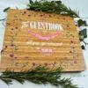 guestbook Motif Floral