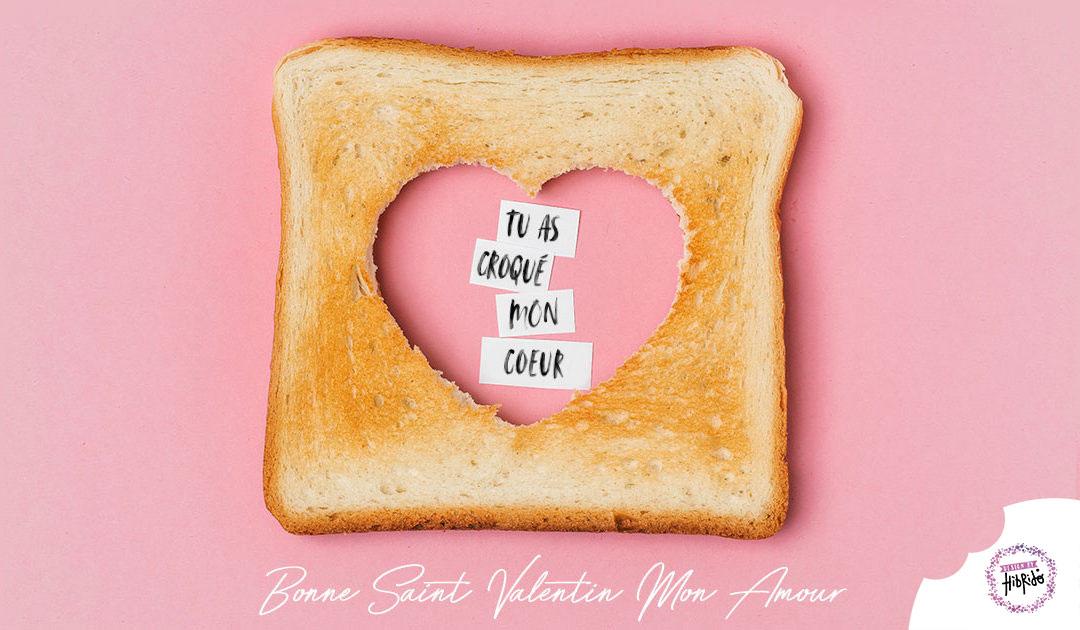 Bonne Saint-Valentin mon Amour…