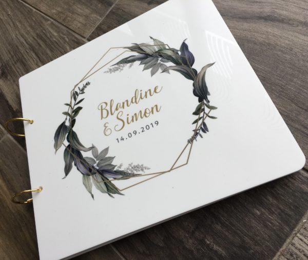 Livre d or Blandine