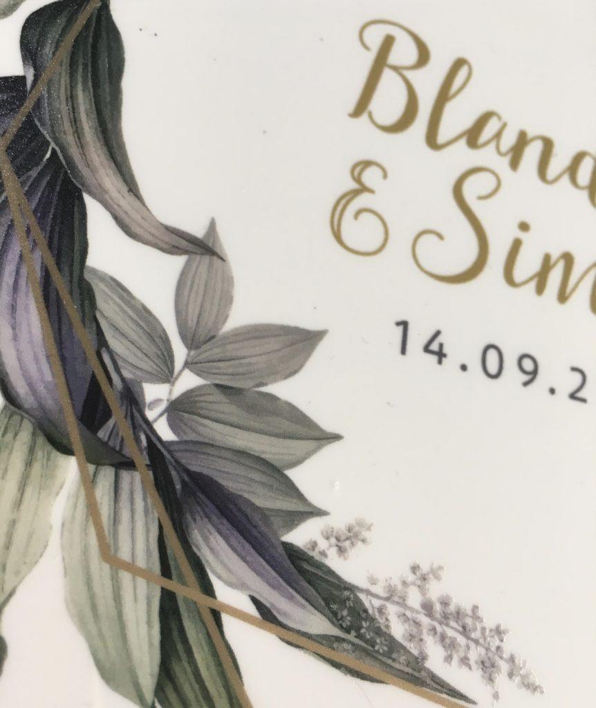 """Livre d'or """"Blandine"""""""