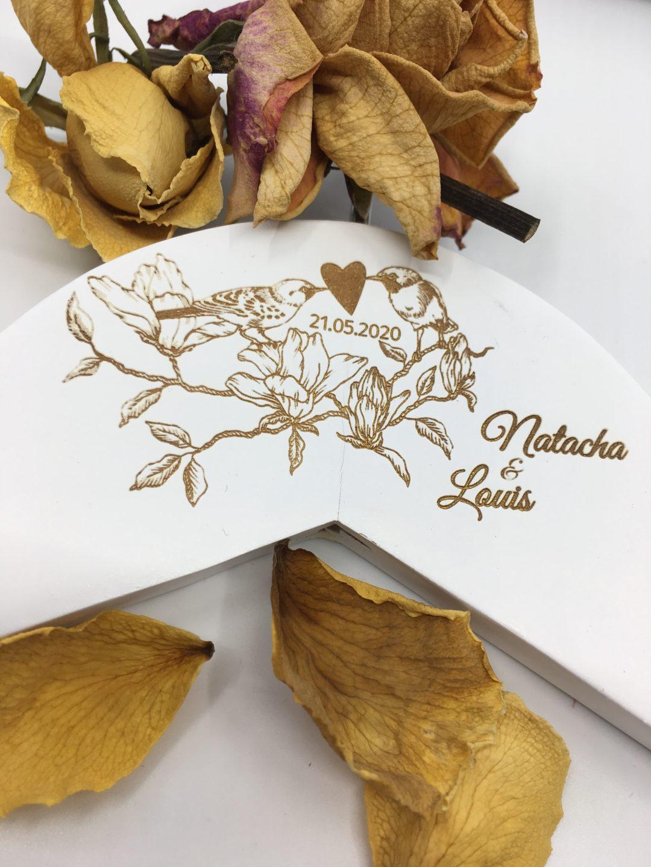 Cintre Mariage Nature et Oiseaux