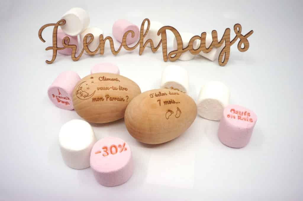 FRENCH DAYS Oeufs