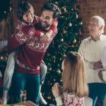 Soirée de Noël en famille, Pensez aux animations