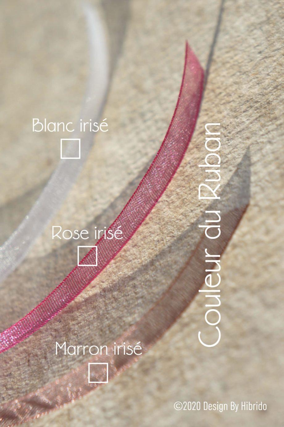 Couleur rubans
