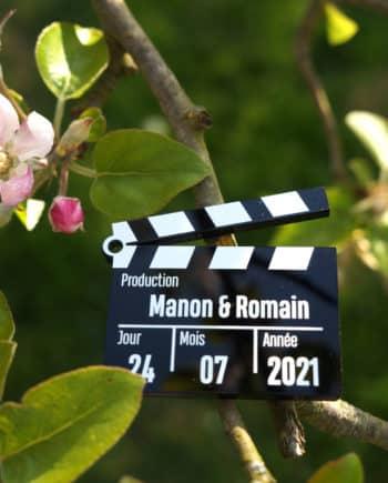 Magnet Clap de Cinéma